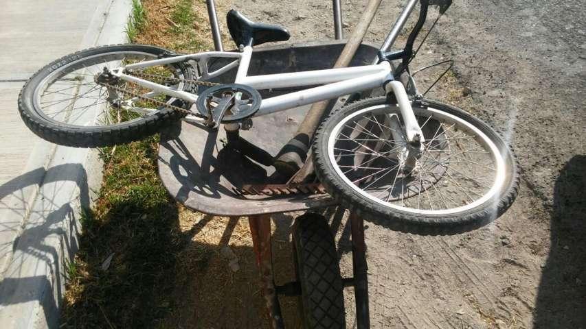 Policía Municipal detienen a presunto ladrón de herramientas