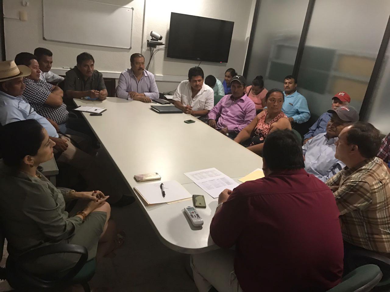 CCCD logra apoyo de INAES y FND en Tabasco