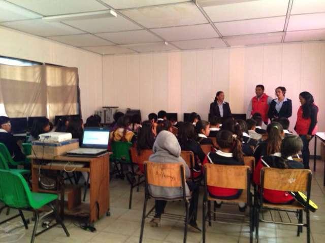SMDIF pone en marcha programa de prevención de acoso escolar