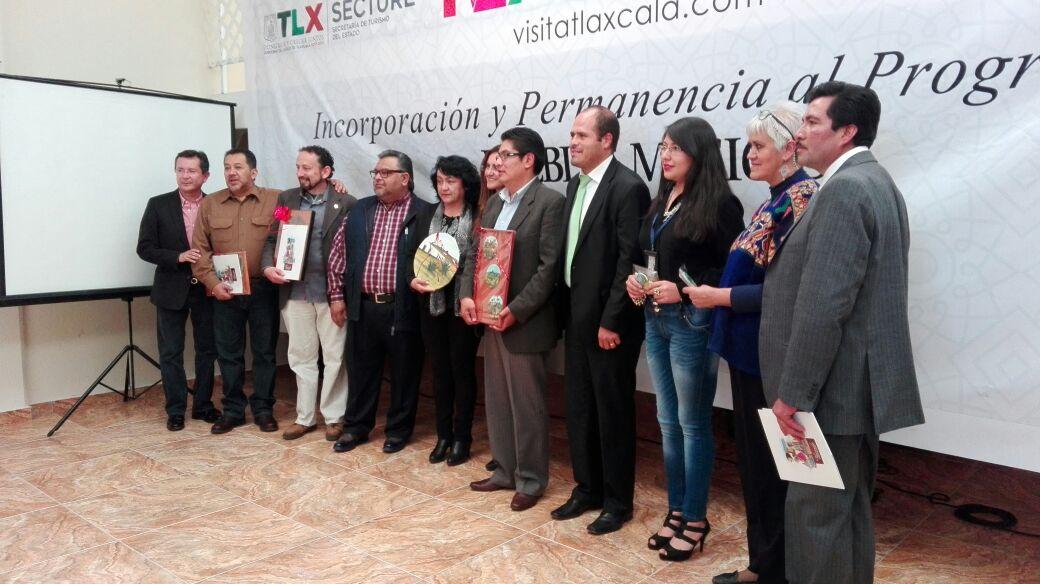 """Santa Cruz Tlaxcala aspira a categoría de """"Pueblo Mágico"""""""