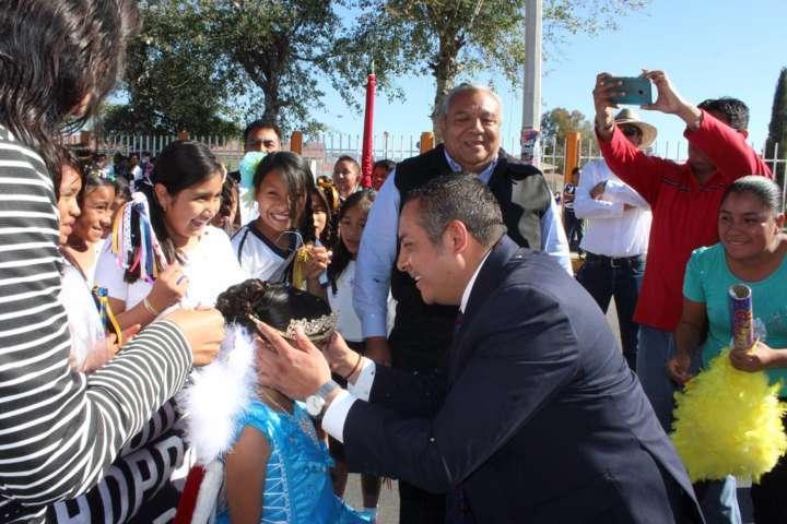 Encabeza Herrera Vara Conmemoración del natalicio de Benito Juárez
