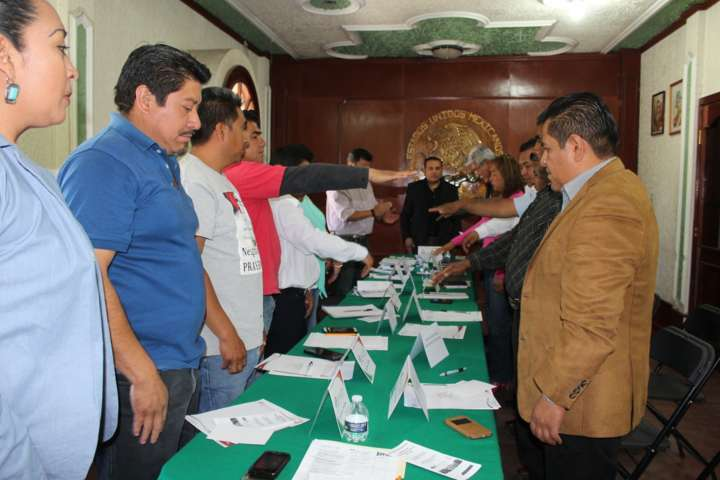 Conforman Consejo Municipal de Desarrollo Rural Sustentable
