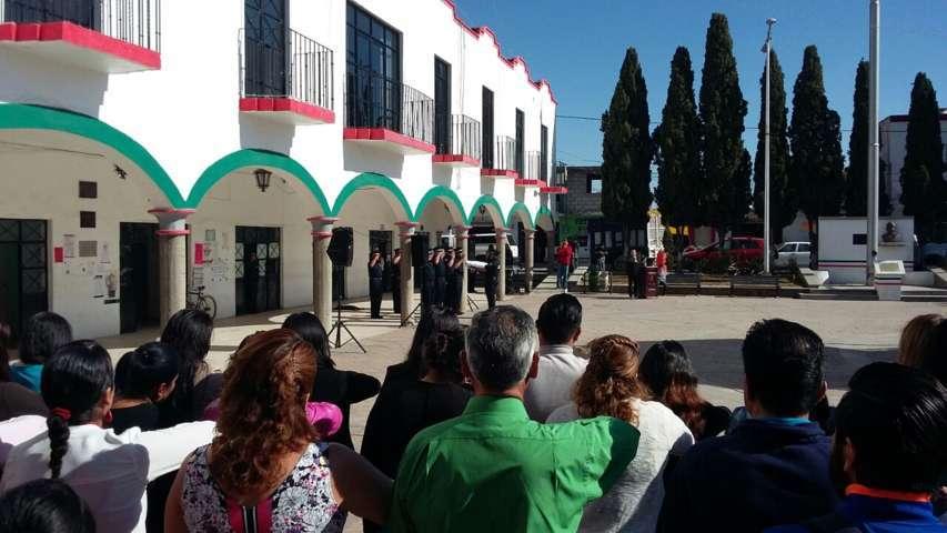 Los ideales de Don Benito Juárez nos dan Fortaleza: López López