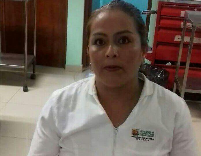 Pacientes son tratados con la punta del pie en la SESA