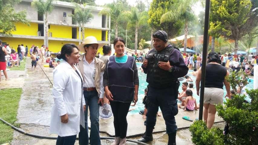 Amaxac cerró Semana Santa con saldo blanco: alcalde