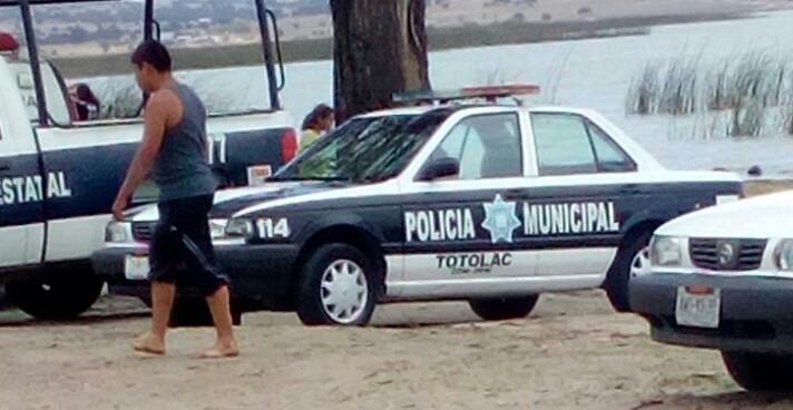 Niegan que policías de Totolac hayan tenido mal comportamiento