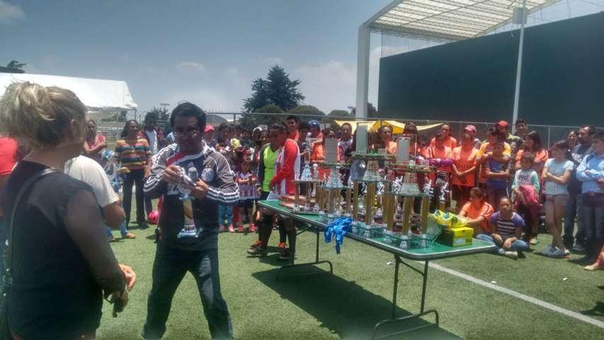 Concluyó Torneo Calpulalpense de liga Independiente de futbol Femenil 2017