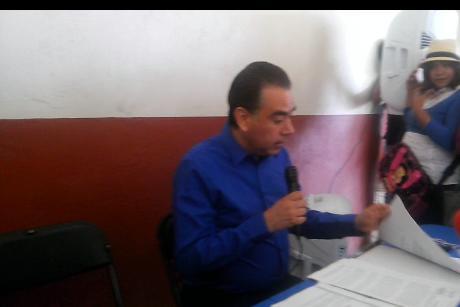 Ex alcalde acusado de ladrón señala por corrupción al OFS