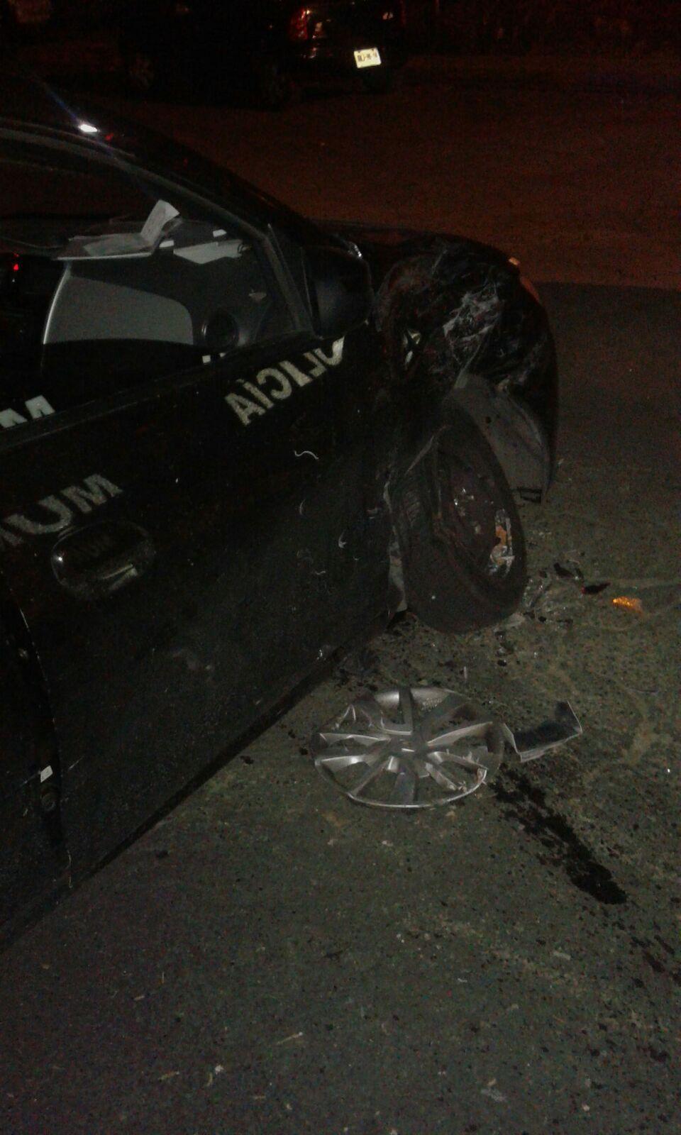 Choque en Boulevard Ocotlán deja 4 lesionados; 2 son menores