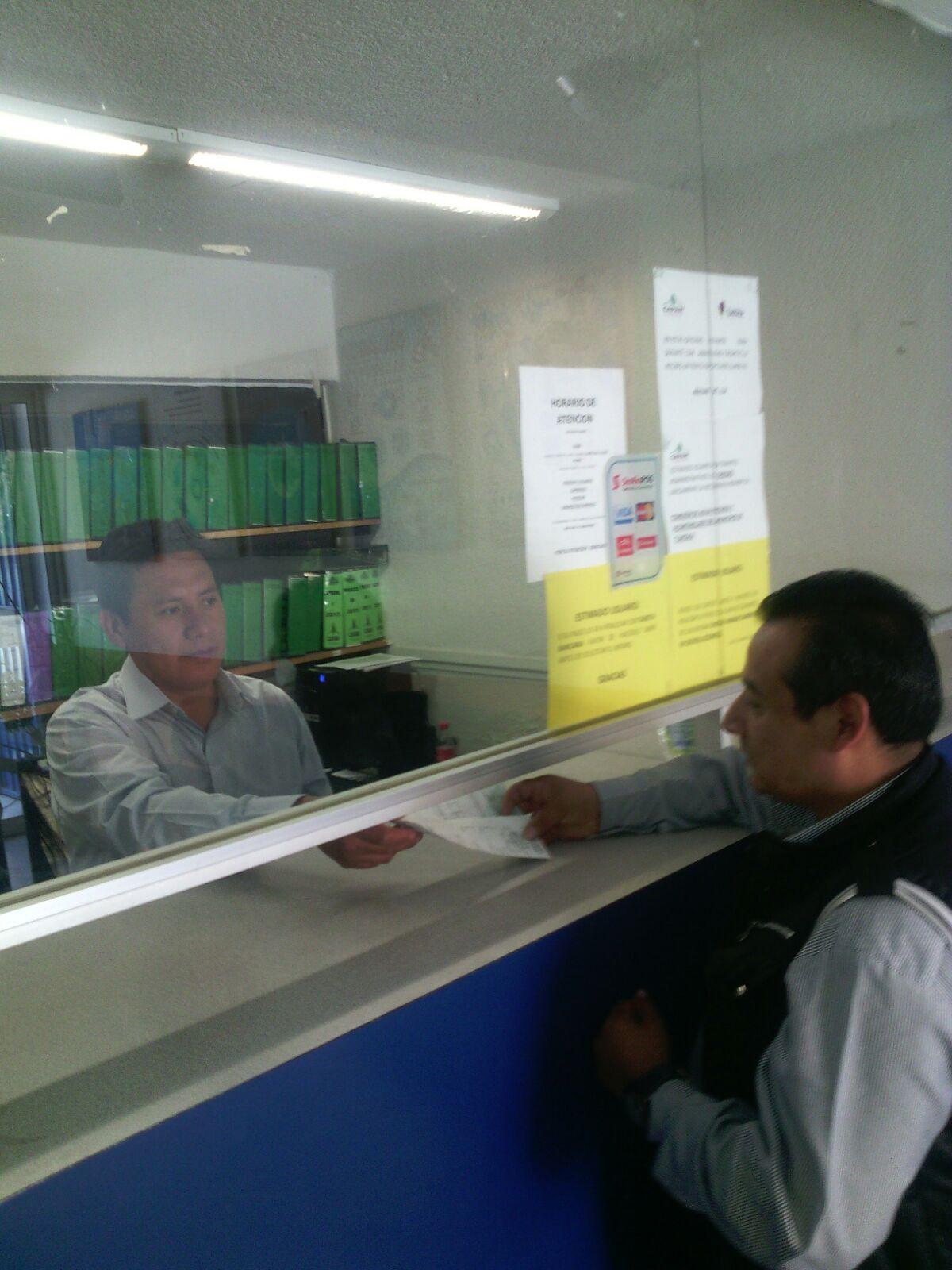 Extenderá la CAPAM horario de servicio en cajas
