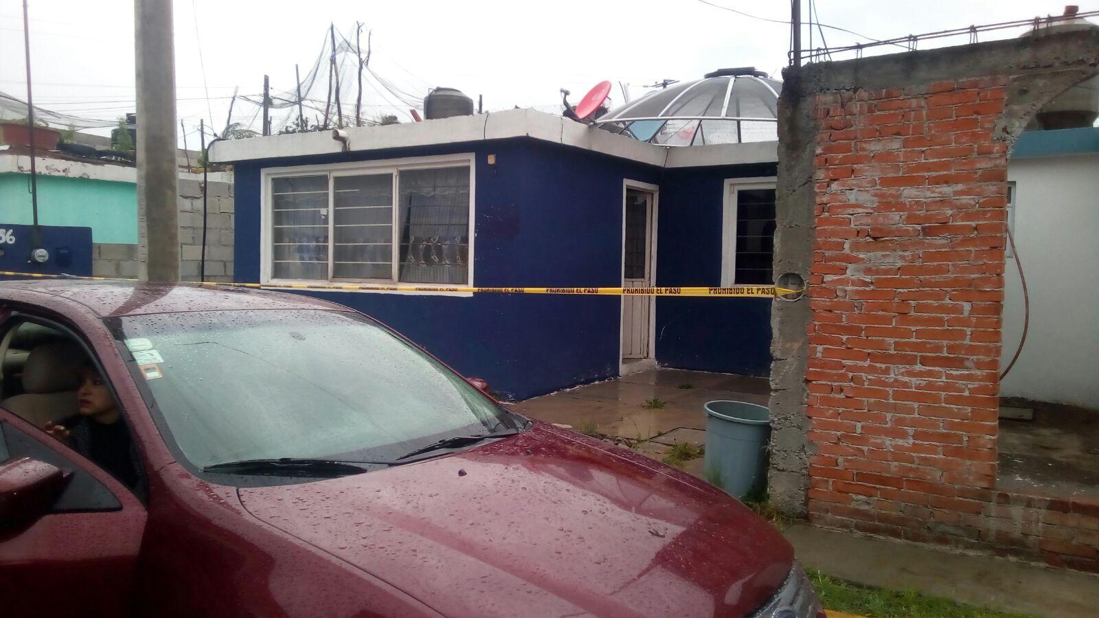 Encuentran cadáver en descomposición Policías de Tetla