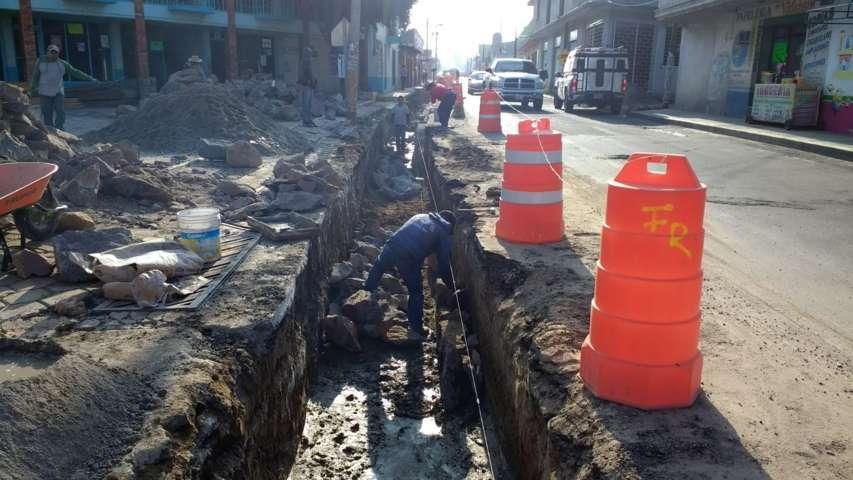 Con la construcción del canal pluvial evitaremos inundaciones: alcalde