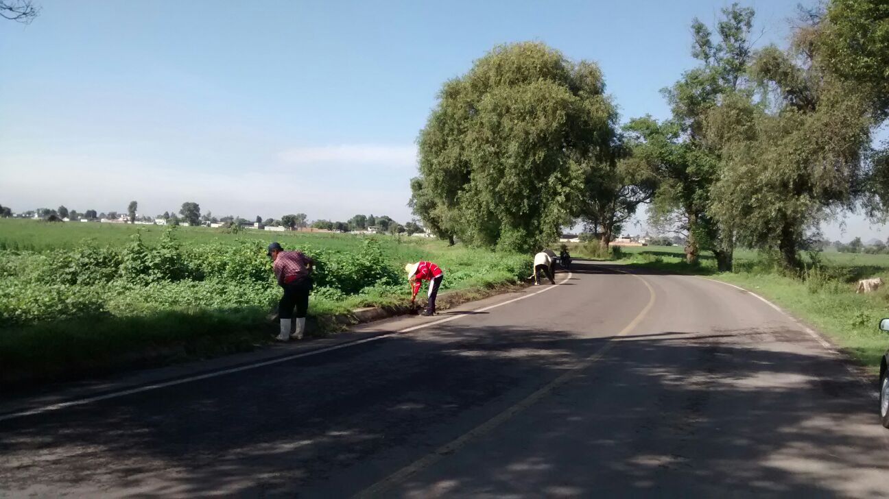 Con faenas de limpieza mejoramos la calidad de vida: Murias Juárez