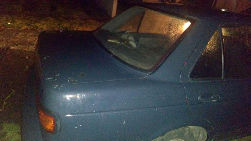 Policías de Tetla recuperan dos unidades con reporte de robo