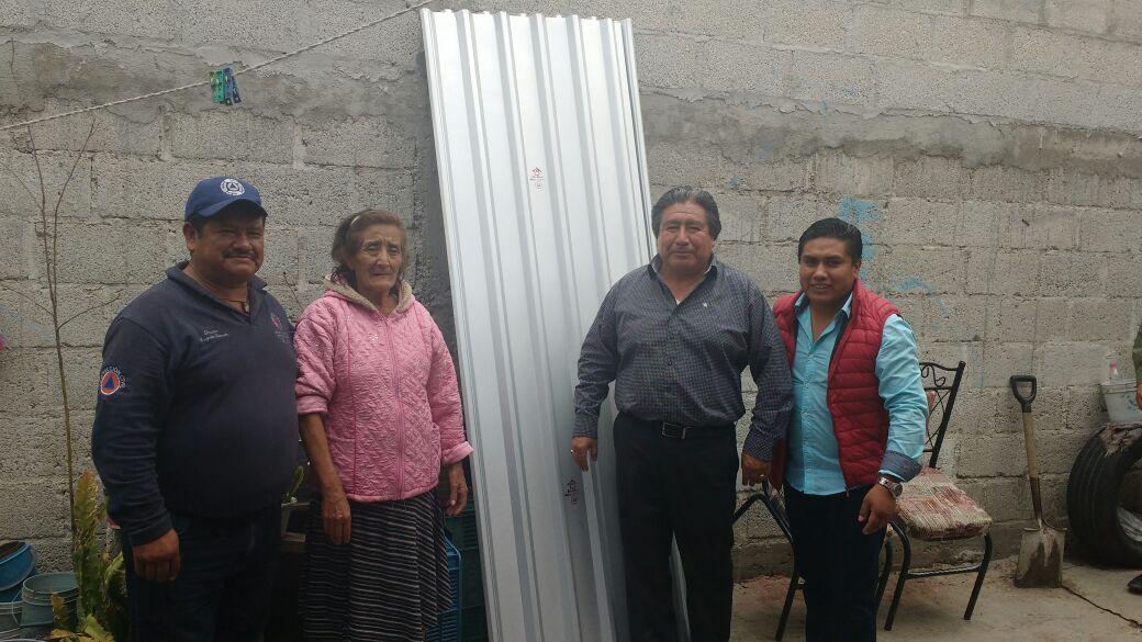 Recorre Protección Civil municipios durante temporada de lluvias