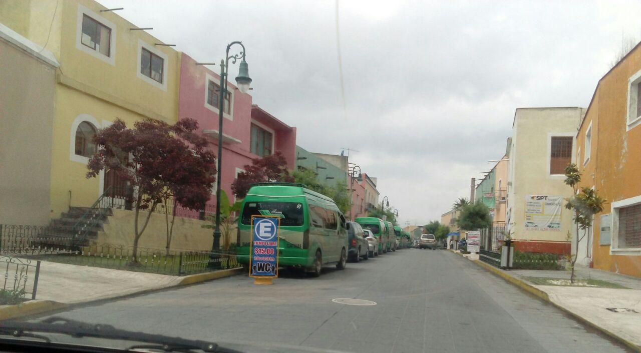 Insisten transportistas de Tuxsag ampliar sus servicios