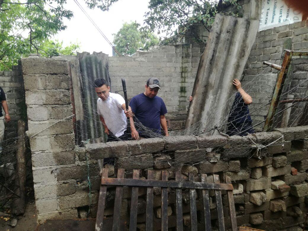 Realiza Totolac acciones preventivas durante temporada de lluvias