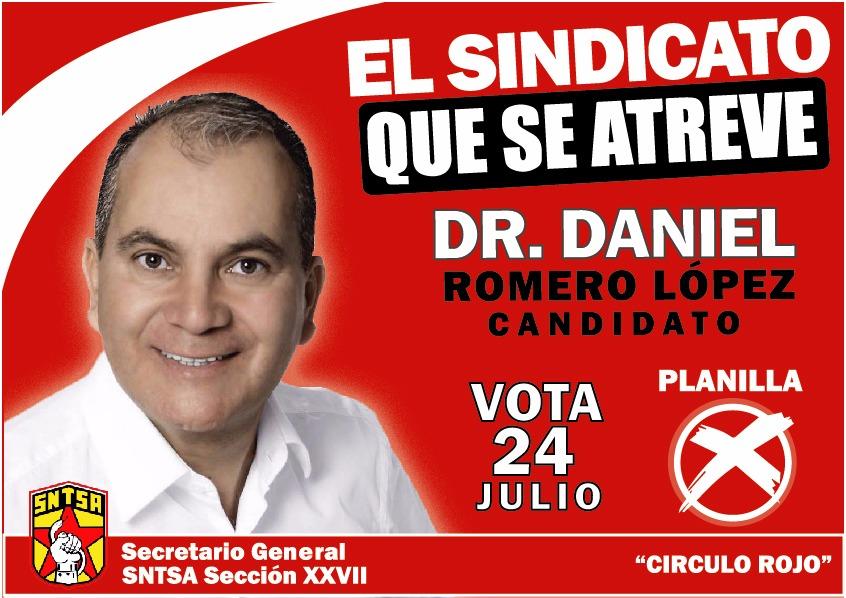Daniel Romero más de lo mismo para el SNTSA