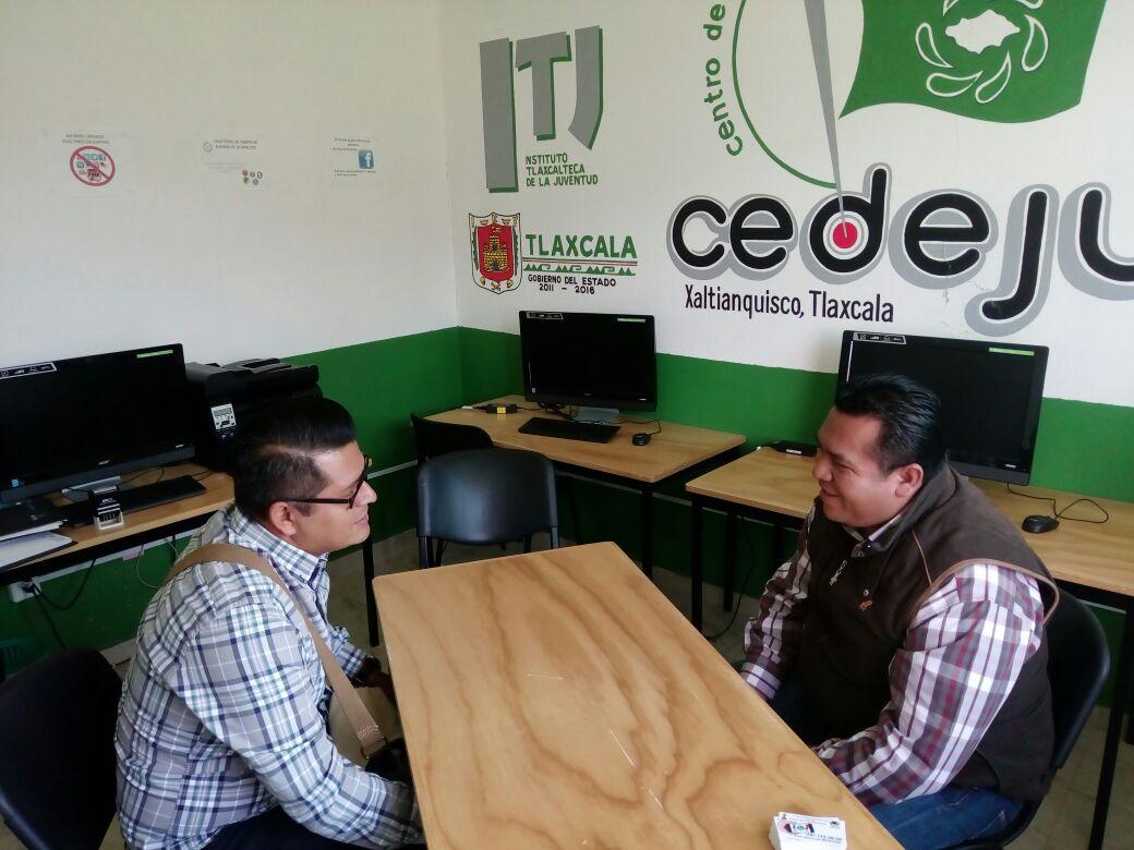 Atencion ciudadana en Xaltianquisco-Tzompantepec