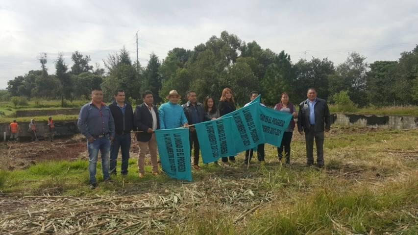 Con inversión tripartita contaremos con planta tratadora: Pérez Rojas