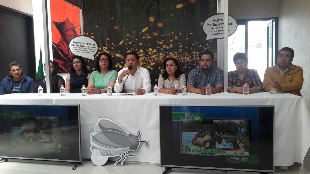 Invertirán 1 mdp para festival cultural de la luciérnaga en Nanacamilpa