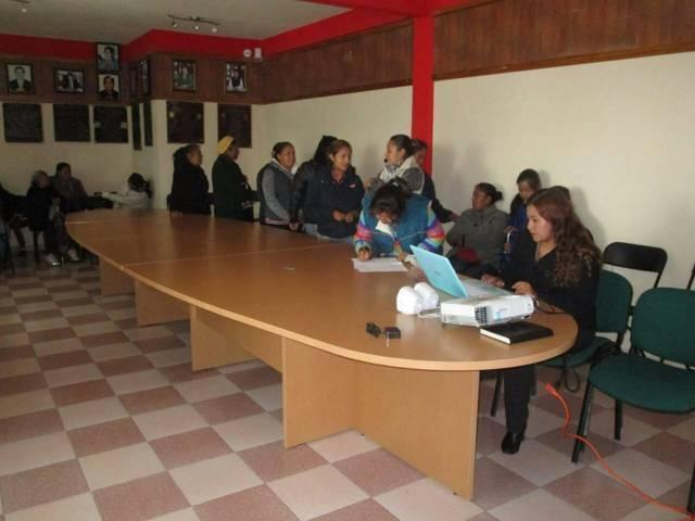 Alcalde de Quilehtla promueve la equidad y empoderamiento de las mujeres