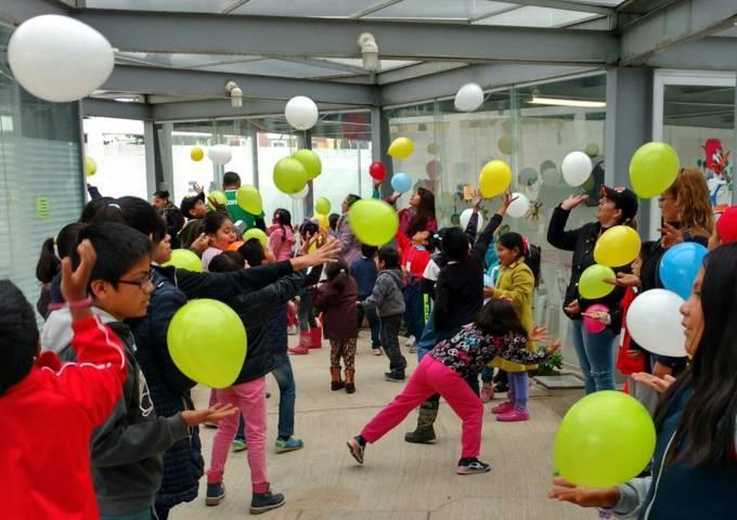 Participaron más de 400 niños en los cursos de verano de la capital