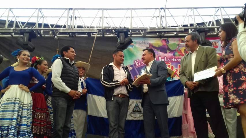 Un éxito el Sexto Festival Internacional del Folklore en Tetla