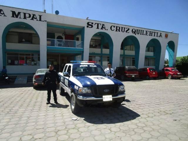 Con esta patrulla reforzaremos la seguridad en el municipio: alcalde