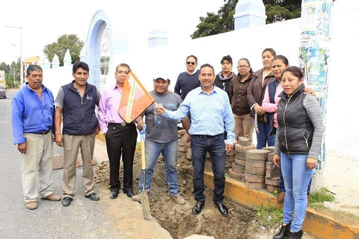 Con la rehabilitación de la red de agua potable mejoramos el suministro: alcalde