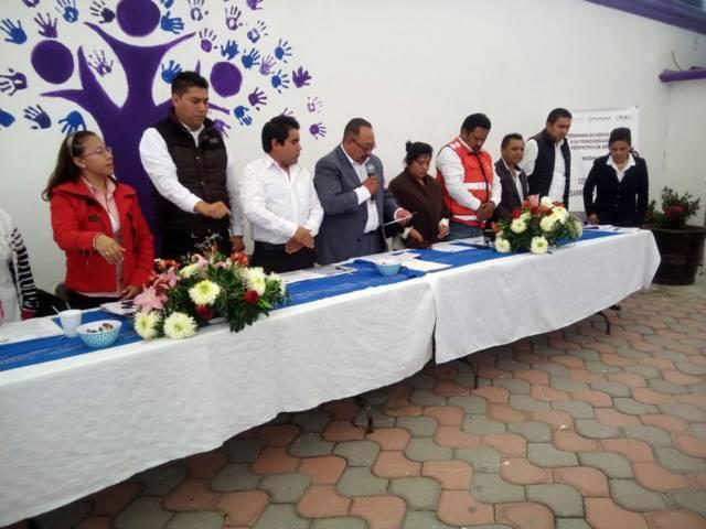 Crean en Zitlaltepec sistema para la igualdad entre hombres y mujeres