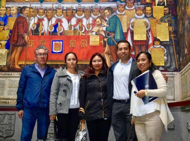 Alcalde de Tepeyanco firma convenio con la SPF del gobierno del estado
