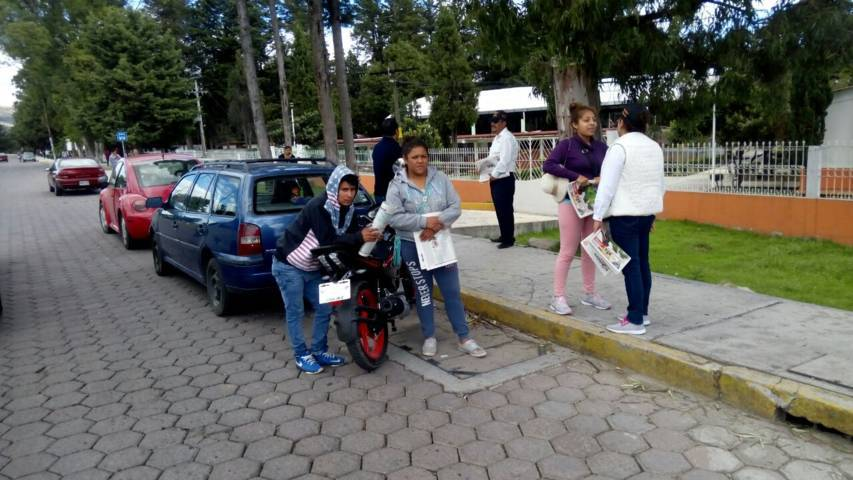 Las Brigadas Ciudadanas recorren Ixtacuixtla: Rubén Ríos