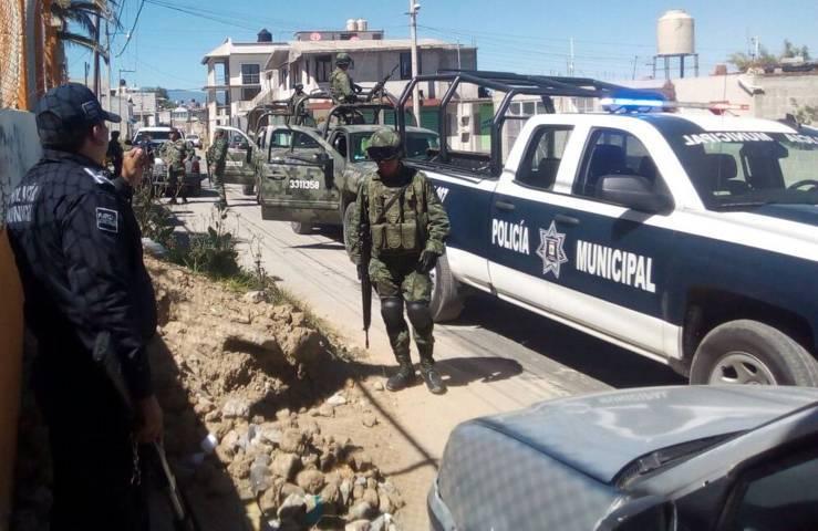 Gobierno de Lardizábal y Ejército Mexicano implementan operativos