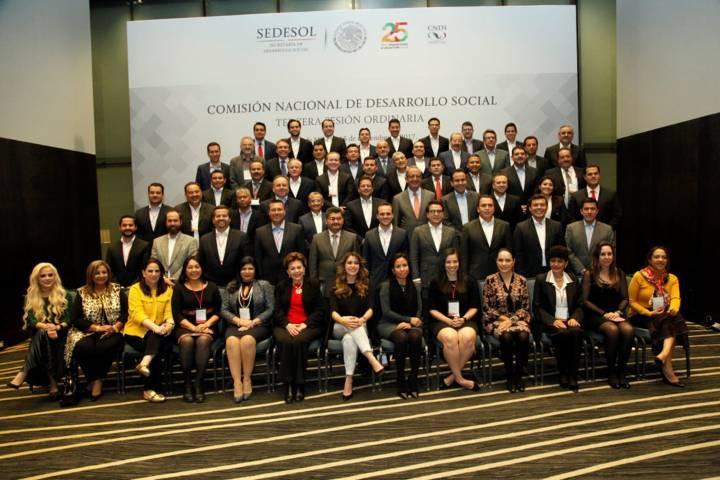 Tlaxcala presente en Tercera Sesión Ordinaria de la CNDS