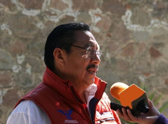 MC va en coalición con PAN y PRD para la Presidencia: Refugio Rivas