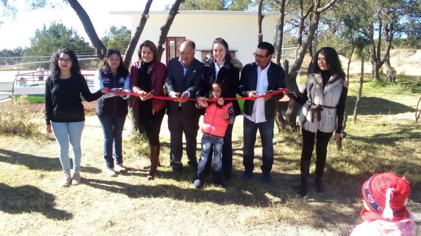 Entregó Sedesol 20 obras concluidas del FISM en Atlangatepec