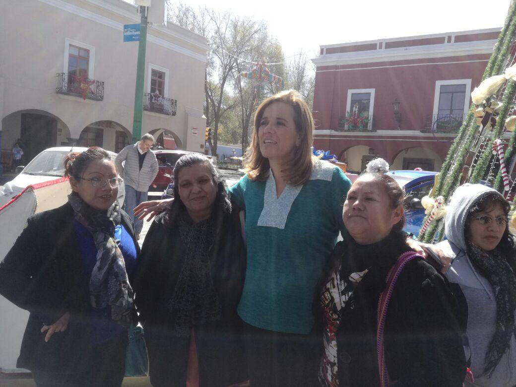 ¿#PorMéxicoAlFrente?, Margarita Zavala ironiza sobre el Frente