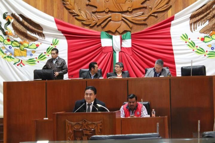 Diputado César Fredy va por la restitución del voto a presidentes de comunidad