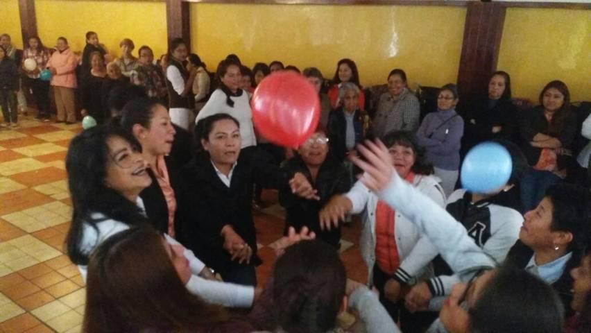 Movimiento Ciudadano busca incidir en las mujeres de Tlaxcala: Refugio Rivas