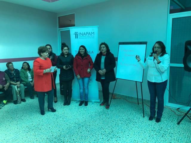 Imparten plática sobre Derechos Humanos y Autoestima en Benito Juárez