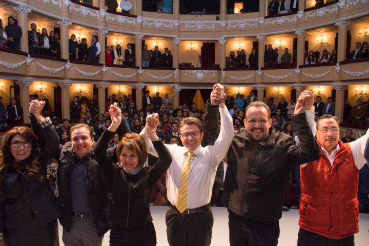 El 75% de los Tlaxcaltecas anhela un cambio de gobierno: Santiago Sesin