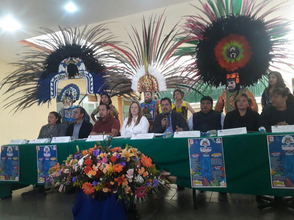 En este carnaval damos a conocer nuestras tradiciones y costumbres: alcalde