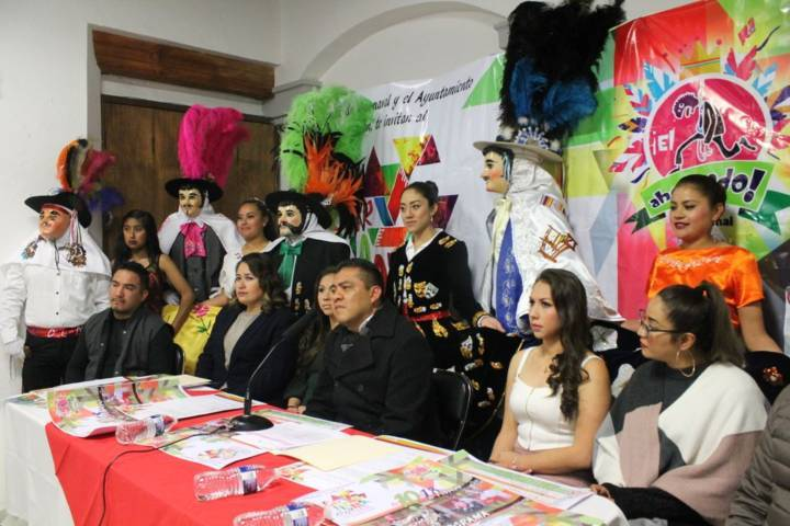 Alcalde alista carnaval 2018 del 10 al 18 de febrero con 35 camadas