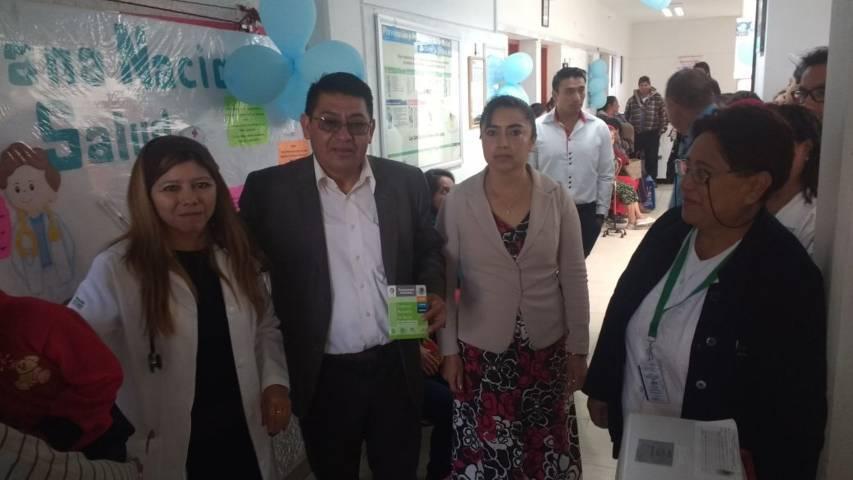 Con esta campaña de vacunación fortalecemos la salud de los niños: Alcalde