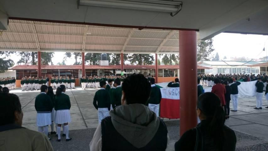 PC Lardizábal realiza verificación en instituciones educativas tras sismo del pasado viernes