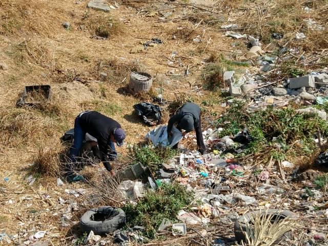 San Pablo del Monte se une a la Jornada Nacional de Limpiemos Nuestro México.