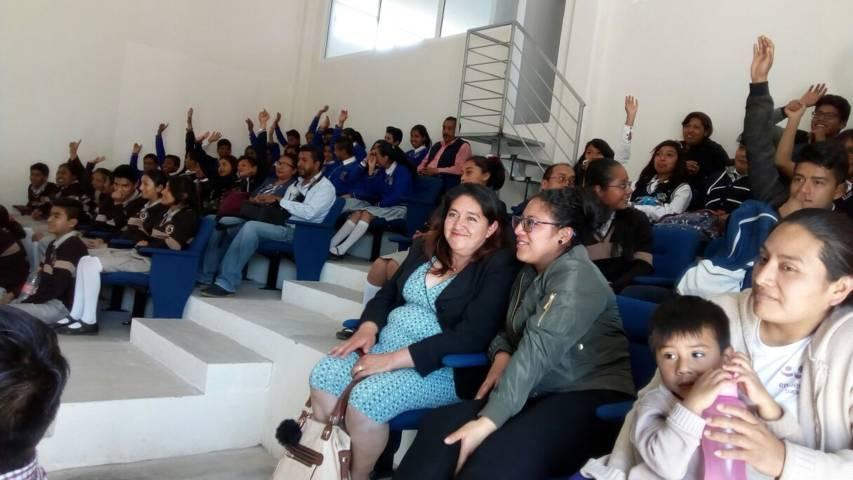 Fomentar los derechos de los niños, fundamental en el Niño Difusor: Natalia Ivonne