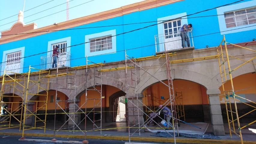 Con recursos del FAIS se ejecutaron siete obras en Zacualpan: Sedesol