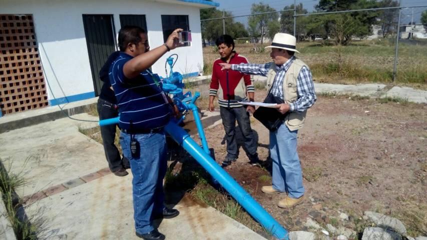 Ayuntamiento verifica la calidad del agua por medio de estudios